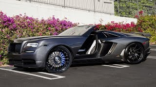 Download #RDBLA WEEKLY - Rolls Royce Dawn Transformation, LA Auto Show, Aventador Sounds and More!! Video