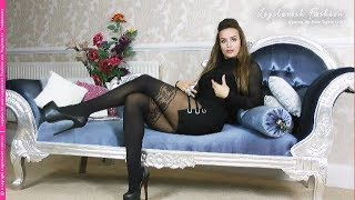 Download Legslavish Ali is our UK Tights Review girl today (YouTube Edit) Video