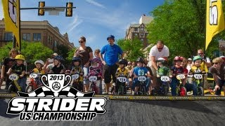 Download STRIDER U.S. Championship Highlights Video