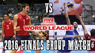 Download USA vs Italy World League Finals Group 1 FULL MATCH ALL BREAKS REMOVED Video