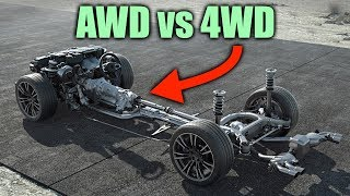Download AWD vs 4WD - What's The Difference? Video