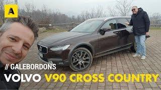 Download Volvo V90 Cross Country   Se non volete un SUV... Video