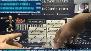 Download 2016 Panini Donruss Signature Series Football Hobby 8 Box Case Break #3 – PICK YOUR TEAM Video
