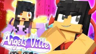 Download LET ME FLIRT!   Angelsville Minecraft Survival [Ep.2] Video