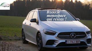 Download Essai Mercedes B200 Video