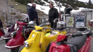 Download Mit Heinkel Oldtimern in die Alpen Video