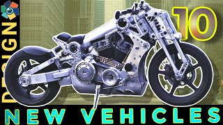 Download 10 COOL VEHICLES THAT WE ALL COULD BE SEEING SOON | AMAZING VEHICLES Video