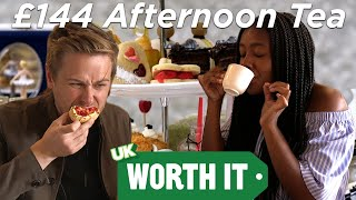 Download £21.50 Vs. £144 Afternoon Tea Video