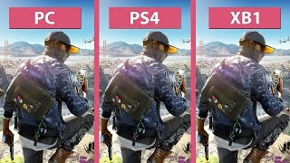 Download Watch Dogs 2 – PC Ultra vs. PS4 vs. Xbox One Graphics Comparison Video
