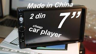 Download Tanie radio samochodowe 2din 7″ / China cheap car player 2DIN 7 inch / Billiges Autoradio 2dni 7´´ Video