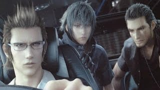 Download Final Fantasy XV (Versus XIII) All Deleted Scenes Video