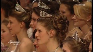 Download Wiener Opernball 2016 / Vienna Opera Ball 2016 - Die Eröffnung / The Opening Video