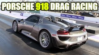 Download Porsche 918 - Drag Racing Video