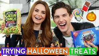 Download Trying Halloween Candy w/ MatPat! Video