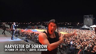Download Metallica: Harvester of Sorrow (MetOnTour - Quito, Ecuador - 2016) Video