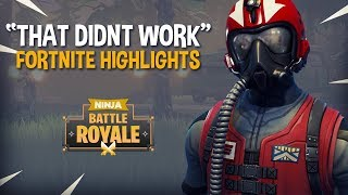 Download ″That Didnt Go As Planned″ - Fortnite Battle Royale Highlights - Ninja Video