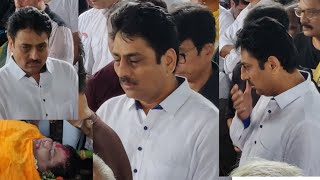 Download Shailesh Lodha BREAKS DOWN Seeing Co Actor Dr Hathi PASSING AWAY | Taarak Mehta Ka Ooltah Chasmah Video