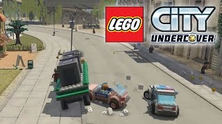 Download LEGO City Undercover - Lego Police Chase | Police Car - Gameplay Walkthrough part 11 (PC) Video