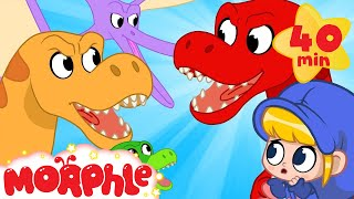 Download Morphle the dinosaur goes back in time! Video