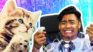 Download TRY NOT TO LAUGH + ELECTRICITY CHALLENGE! Video