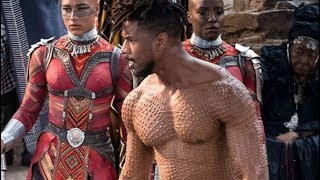 Download How Michael B. Jordan Got Ripped For Black Panther Video