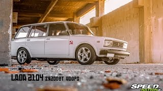 Download Lada 2104 SR20DET 400Ps Video