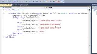 Download How to make a keygen in Visual Basic 2010! [VERY EASY] Video