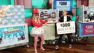 Download Ellen Celebrates Day 2 of 12 Days of Giveaways! Video