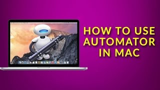 Download How to Use Automator in Mac OS X Video
