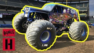 Download Son-Uva-Digger Monster Truck Breakdown! Video