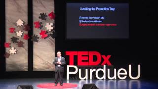 Download Beware of the promotion trap | Glenn Weissinger | TEDxPurdueU Video