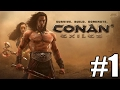 Download The FGN Crew Plays: Conan Exiles #1 - First things First (PC) Video