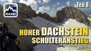 Download Hoher Dachstein Klettersteig Schulteranstieg (GoPro HD) - Abenteuer Alpin 2013 (10.8) Video