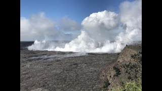 Download Live Stream - Kīlauea Volcano Video