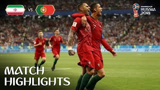 Download IR Iran v Portugal - 2018 FIFA World Cup Russia™ - Match 35 Video