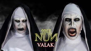 Download VALAK (The Nun) Makeup Transformation Video