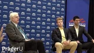 Download Dennis Prager at UC Berkeley! Video
