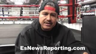 Download Robert Garcia :″ I know Cuellar more than Freddie Roach!″ -EsNews Boxing Video