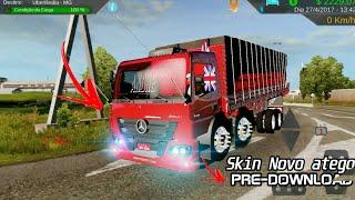 Download Heavy Truck Simulator Skin Novo Atego PRE-DOWNLOAD Video