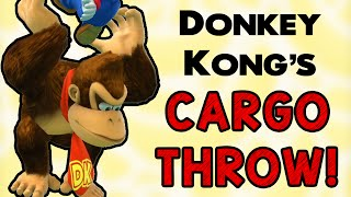 Download DK's Cargo Throw! (Smash Wii U/3DS) Video