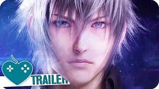 Download FINAL FANTASY XV 101 Trailer German Deutsch (2016) PS4, Xbox One Game Video