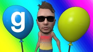Download Gmod Hide and Seek - Balloon Edition! (Garry's Mod Funny Moments) Video