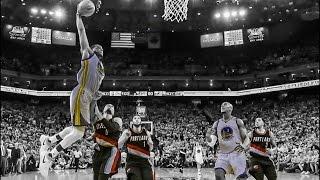 Download NBA PLAYOFFS-Golden State Warriors vs Portland Trail Blazers Game-1 Video