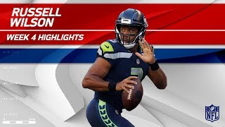 Download Russell Wilson's 3 TD Night vs. Indianapolis | Colts vs. Seahawks | Wk 4 Player Highlights Video