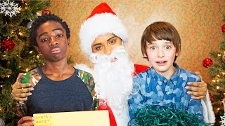 Download If Santa Was a Jerk (ft. The Kids of Stranger Things) Video