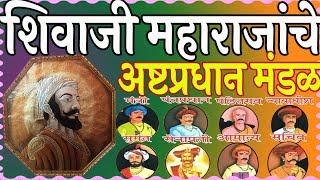 Download Shivaji Maharaj's Ashtapradhan Mandal Video