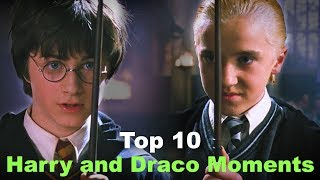 Download Top 10 - Harry and Draco Moments Video
