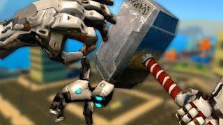 Download GIANT ROBOT THOR - VRobot Gameplay (VR) Video