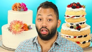 Download Single People Taste Wedding Cakes Video
