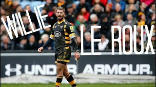 Download Willie Le Roux    Wasp's Magician    Player Tribute Video